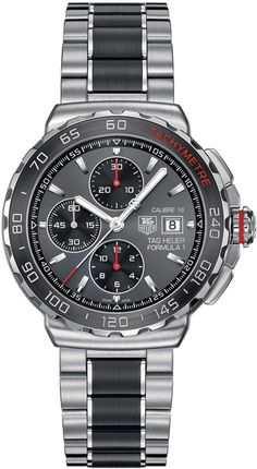 Tag Heuer -Calibre 16 Formula 1 Automatic Chronograph- ==>more info at: http://www.gmtmag.com/?p=8651m==>Follow us on fb: https://www.facebook.com/GMTMagazine?ref=aymt_homepage_panel