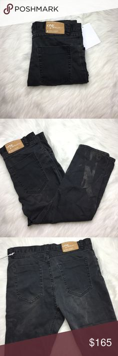 "ONE TEASPOON CROPPED DISTRESSED JEANS SIZE 28 Super cute and brand new!  Want to save more?  Bundle and save on shipping! Measurements:  Length: 29.5"" Underarms: Inseam: 18.5""  Waist: 15.5""  * smoke free home * Reasonable offers only please * All items are recorded in condition listed prior to shipping  * follow me on IG for exclusive sale offers @theposhpassport_ One Teaspoon Jeans Ankle & Cropped"