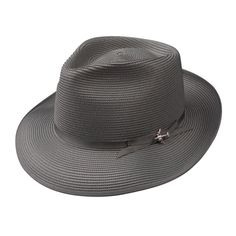 24174988 Stetson Stratoliner - Straw Fedora Hat $98.98 | Stratoliner, from Stetson's  Gadabout Collection, features