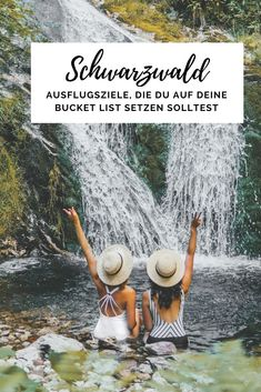 Northern Black Forest: 7 excursion destinations for your bucket list - Beste Reisetipps 2019 Trailers Camping, Camping Hacks, Holiday Destinations, Travel Destinations, Travel Around The World, Around The Worlds, Reisen In Europa, Black Forest, Travel And Leisure