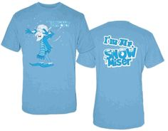 The Year Without A Santa Claus T-Shirt - Snow Miser