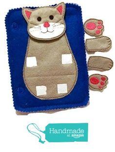 Build a cat Quiet Book addon page #15 from Its the Small Things https://www.amazon.com/dp/B01FKN2130/ref=hnd_sw_r_pi_dp_u8w.ybR3QQD10 #handmadeatamazon