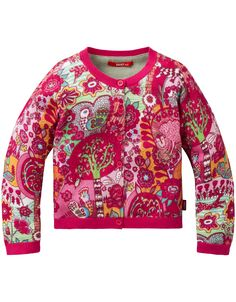 OILILY Children's Wear - Fall Winter 2014 - Cardigan Katie