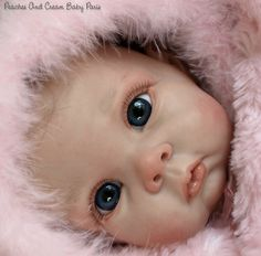 New Reborn Baby Doll Kit Chrissy By Elly Knoops Cloth Body Bb Reborn, Reborn Doll Kits, Silicone Reborn Babies, Beautiful Children, Beautiful Dolls, Silikon Wiedergeborene Babys, Cute Kids, Cute Babies, Newborn Fotografie
