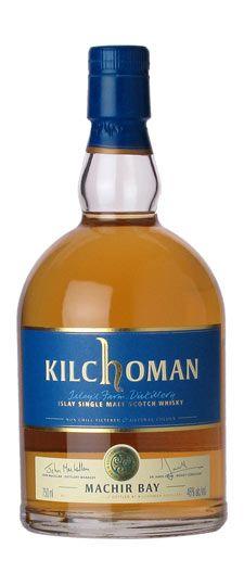 Kilchoman Machir Bay Islay Single Malt Whisky 750ml (worth a try based on their review)