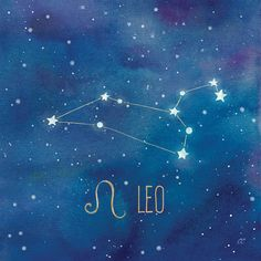 Star Sign Leo Art Print by Cynthia Coulter Leo Star Constellation, Star Constellations, Cool Pictures For Wallpaper, Leo Tattoos, Leo Sign, Art Painting Gallery, Wall Art Wallpaper, Mini Canvas Art, Galaxy Painting