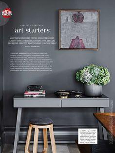 Salon Style, Creative, Artwork, House, Painting, Work Of Art, Home, Haus, Painting Art