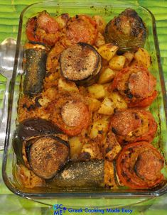 Gemista are a favourite Greek dish. In this alternative recipe, I use rice as well as bulgur and herbs and vegetables in the stuffing for extra taste. #gemista #stuffed_vegetables #vegan #γεμιστά #greekcooking #therecipeoftheday #syntaghthshmeras #keepcooking #Foodbloggers #homemadefood #greek #greekrecipes #delicious #homecooking #συνταγες #greekcookingmadeeasy #greekcuisine #lovetocook #greekyoutuber #greekblogger #foodinspiration #cookingisallyouneed #ελληνικηκουζινα #mediterraneanstyle Greek Cooking, Greek Dishes, Savoury Dishes, Greek Recipes, Food Inspiration, Make It Simple, Vegetables, Ethnic Recipes, Lenten