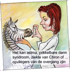 NET Cancer day zebra cartoon is being translated to many languages. Check out the dutch translation. If you don't suspect it, you can't detect it.  Thank you NET-kanker. http://www.net-kanker.nl/