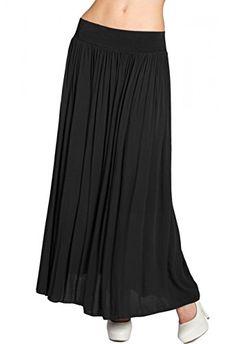 CASPAR RO012 Women Maxi Skirt, Colour:black;Size:One Size... https://www.amazon.co.uk/dp/B01ELZQ2RE/ref=cm_sw_r_pi_dp_V3pkxbA1SG1FK