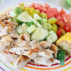 Clean Eating, Healthy Eating, Cobb Salad, Healthy Lifestyle, Food Porn, Nutrition, Healthy Recipes, Breakfast, Eating Healthy
