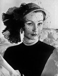 Sophie Malgat, photo by Guy Arsac 1952 | by dovima2010