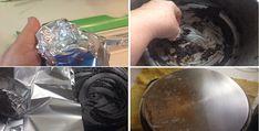4. Después de haber limpiado la olla para eliminar cualquier residuo, tomamos un trapo. Con este instrumento, simplemente hay que enjuagar y secar la olla para asegurarse de que se quede completamente limpia, hasta alcanzar el máximo del brillo. 5. Después de todas estas operaciones, nos daremos cuenta de inmediato que la olla se ha …