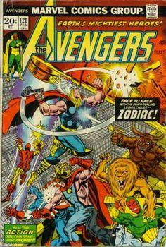 VINGADORES 1963-1996 parte 01 COVERS ...