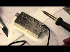 How to remove a humbucker pickup cover (Our Method!)