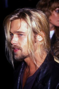 1994: Brad Pitt. He ruled the '90's. My favorite was Legends of the Fall.