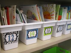First Grade Glitter and Giggles: New Zebra Leveled Labels!!