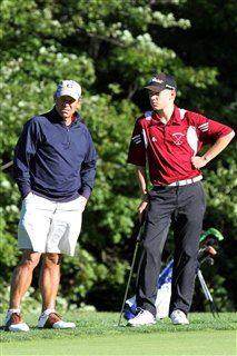 The Derryfield School | NH Golf Association Honors Danny Arvanitis, Derryfield's Varsity Golf Head Coach