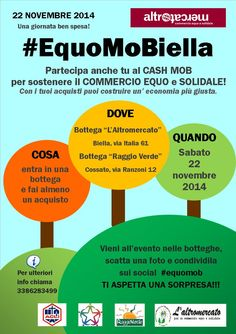 Partecipate numerosi all' EQUO MOB! http://www.informagiovanicossato.it/on-line/Home/articolo63012947.html