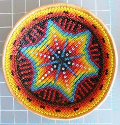 Huichol bowl