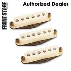 Seymour Duncan Antiquity Texas Hot Strat Pickup Set Electric Guitar