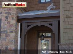 Front Porch Bracket