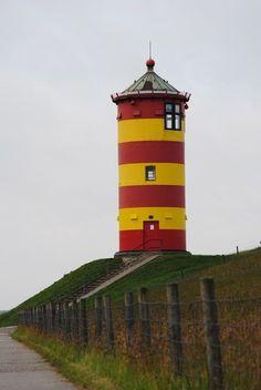 Lighthouse~Pilsum, Germany