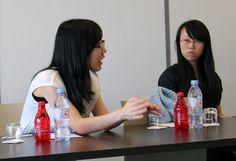 www.huparis.eu Students in the classroom. @ Tour Montparnasse