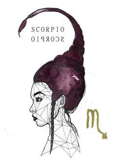 • Scorpio •