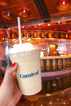 Top Ten Carnival Cruise Drinks - From The Fun Ship to a Kiss on the Lips, check out the Top Ten Drinks to Order on your Carnival Cru - Honeymoon Cruise, Bahamas Cruise, Cruise Travel, Caribbean Cruise, Cruise Vacation, Family Cruise, Cruise Excursions, Carnival Freedom, Carnival Liberty