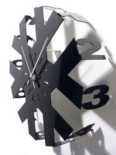 Wall Clocks by Arti and Mestieri….. I so want this clock | Better Homes and Kitchen Renovations