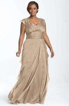 bdecf04c4c8 Gold dress at Macy s Peplum Dresses