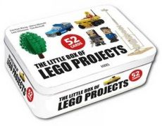 This is the perfect gift for all big and small Lego fans: A handy metal box containing 52 cards with step-by-step instructions for approximately 16 LEGO projects to build with the bricks you have at home. Plants and people and all sorts of vehicles are waiting to be constructed - just use your imagination and your creativity and start building now. Also available: Build Your Own Galaxy: The Big Unnofficial Lego Builder's Book ISBN 9783868527773 Build Your Own City: The Big Unnoffical Lego…