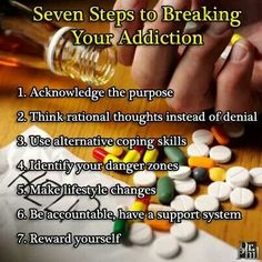 Breaking addiction!