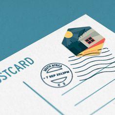 WDC 2014 Postage Stamps on Illustration Served
