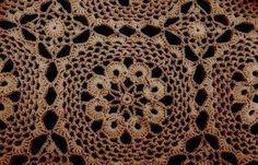 Ажурный пуловер (Вязание крючком) | Журнал Вдохновение Рукодельницы
