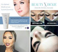 We are thrilled to announce that Chrissanthie Eyelid Cleanser is now also available in Oakville ONTARIO Canada. Dexie Llave - Oakville Master Lash Tech & MUA  Instagram: https://www.instagram.com/beautybydexie/  #eyelashextensions #lashextensionsoakville #torontolashextensions #makeupremover #eyecleanse #redeyes #lashproducts #fransar #cils #vipper #wimpers #ögonfransförlängning #szempilla #prodluzovaniras #wimperverlenging #extensiondecils #wimpernverlängerung #est