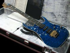Ibanez J-Custom. Made in Japan.  lessonator.com