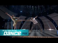 Amy & Robert: Top 4 Perform | SO YOU THINK YOU CAN DANCE | FOX BROADCASTING - YouTube