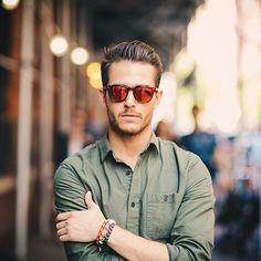 185412ac296a8 Macho Moda - Blog de Moda Masculina  Os Óculos Masculinos em alta pra 2015!