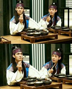 yeo wool and hansung (*shipping it af*)