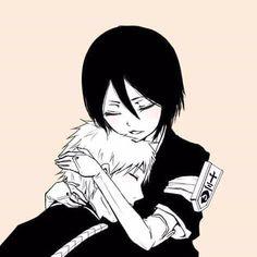 Ulquiorra And Orihime, Bleach Ichigo And Rukia, Anime Bleach, Kuchiki Rukia, Bleach Fanart, Manga Anime, Anime Guys, Bleach Couples, Anime Couples