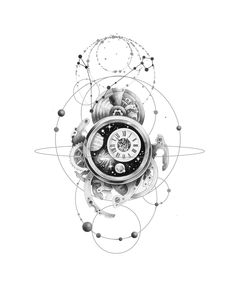 clock design ideas 406449935123638555 - Source by valerieannecare Clock Tattoo Design, Compass Tattoo Design, Sketch Tattoo Design, Tattoo Sketches, Tattoo Drawings, Tattoo Designs, Mini Tattoos, Body Art Tattoos, Tattoos For Guys