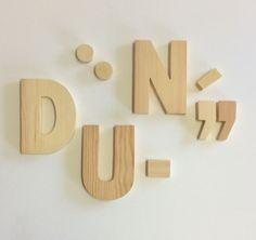 lettere in legno mdf : su Lettere Di Legno su Pinterest Dipingere Lettere Di Legno, Lettere ...