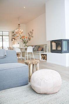 Home Living Room, Interior Design Living Room, Living Room Designs, Living Room Decor, Rearranging Living Room, Living Comedor, Living Room Inspiration, Home Decor, Alcoves