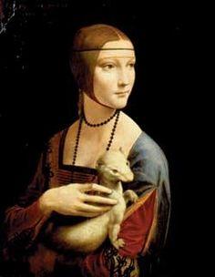 Da Vinci - Dama del armiño