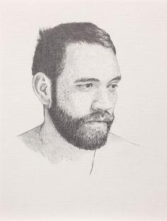 Beard No. 13, 2011  by Danny Keith