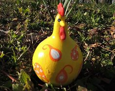 Popular items for painted gourds on Etsy