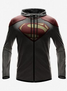 10 Cool and Geeky Superhero Hoodies You Never Knew Existed - TechEBlog but it will always be The BatMan that reigns supreme.