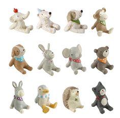 Animal friends series figure